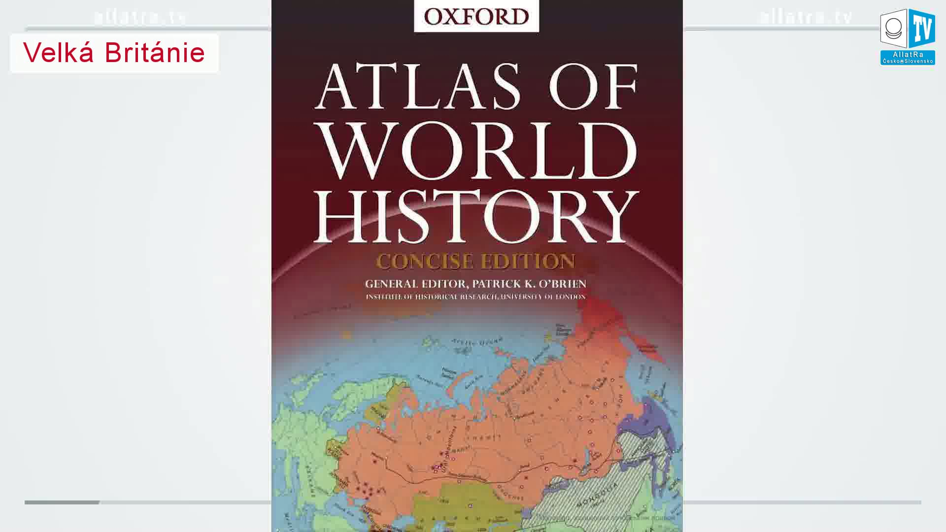 Atlas of the world history. Oxford
