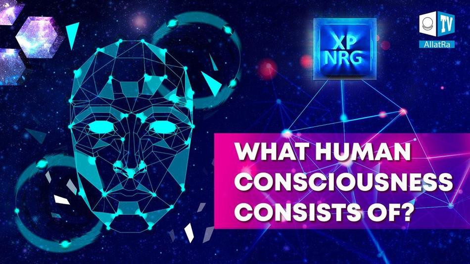 XP NRG Shed Light on the Structure of Human Consciousness