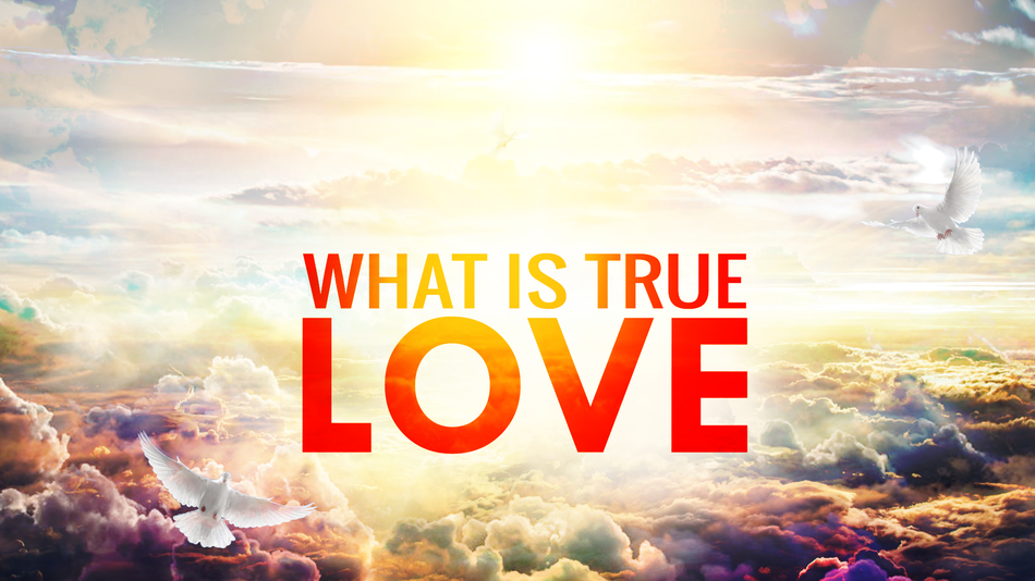 What is unconditional, true Love or Divine Love and what is manipulation?