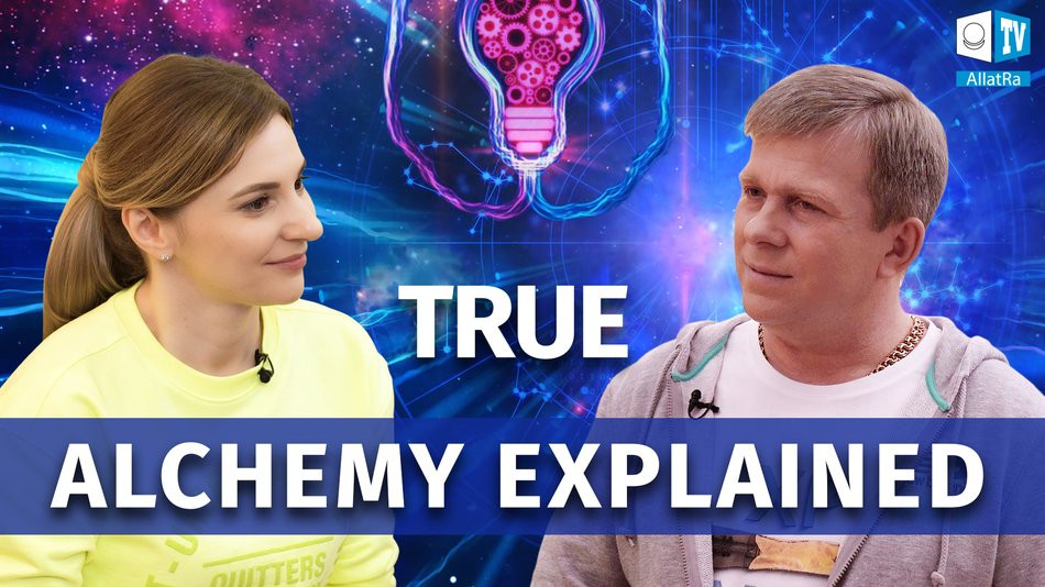 What is true alchemy?