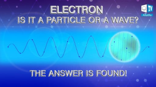 Is an electron a particle or a wave? The answer is found! An electron is twisted into a spiral