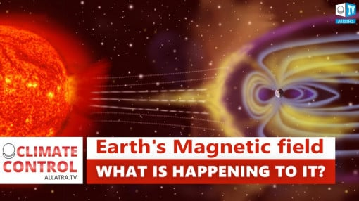 Earth's magnetic field rapid change. What scientists say Facts and forecasts 2019