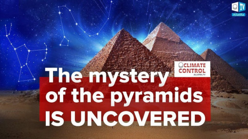Warning of Pyramids! Change of 12,000 years cycle. The beginning of disasters!
