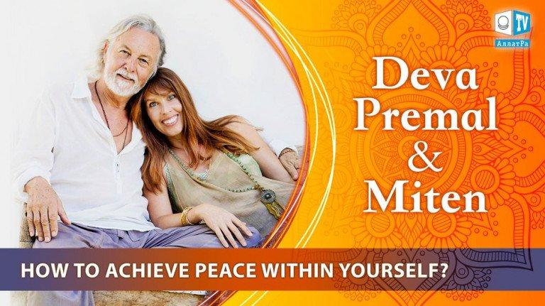 The healing power of love in an interview with Deva Premal and Miten