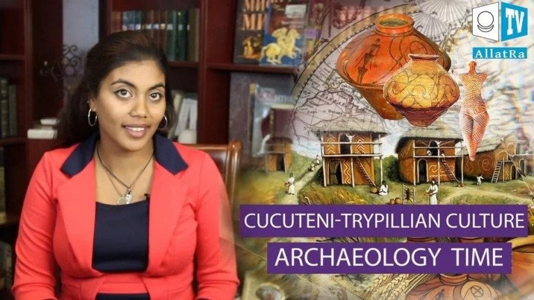 Archaeology Time: Cucuteni - Trypillian Culture. AllatRa TV
