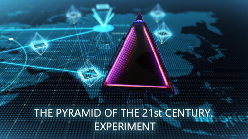 The Pyramid of the 21st century. Experiment on ALLATRA TV