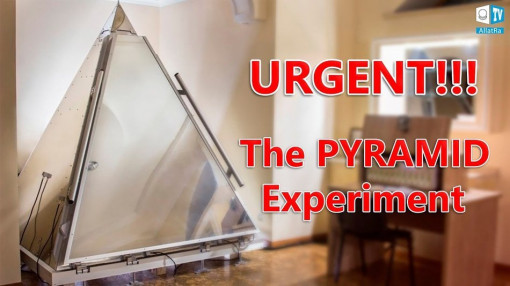 URGENT!!!! The PYRAMID Experiment
