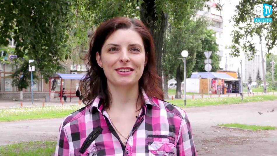 "Anya, Kiev: ""ALLATRA IPM is people who are motivated by pure kind ideas"""