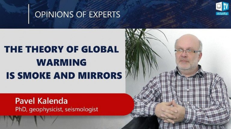 Climate change is is not an anthropogenic factor. Pavel Kalenda on the cyclical nature, science and forecasting