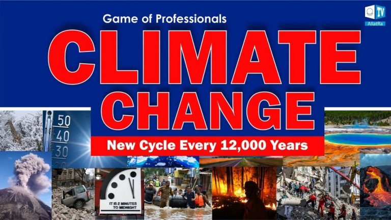 Global Climate Change and Cataclysms | Cyclicity and Climate Migration. International Conference