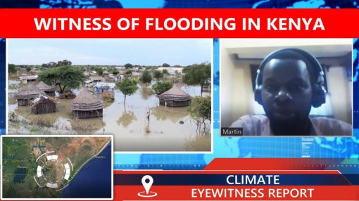 Flooding in Kenya. Eyewitness report on ALLATRA TV