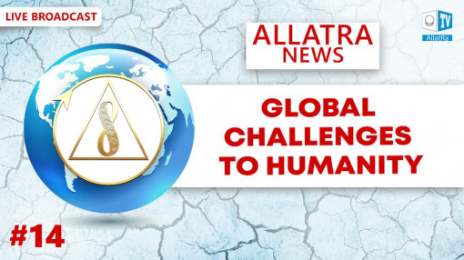 Creative changes in society and in the world | ALLATRA NEWS | LIVE #14