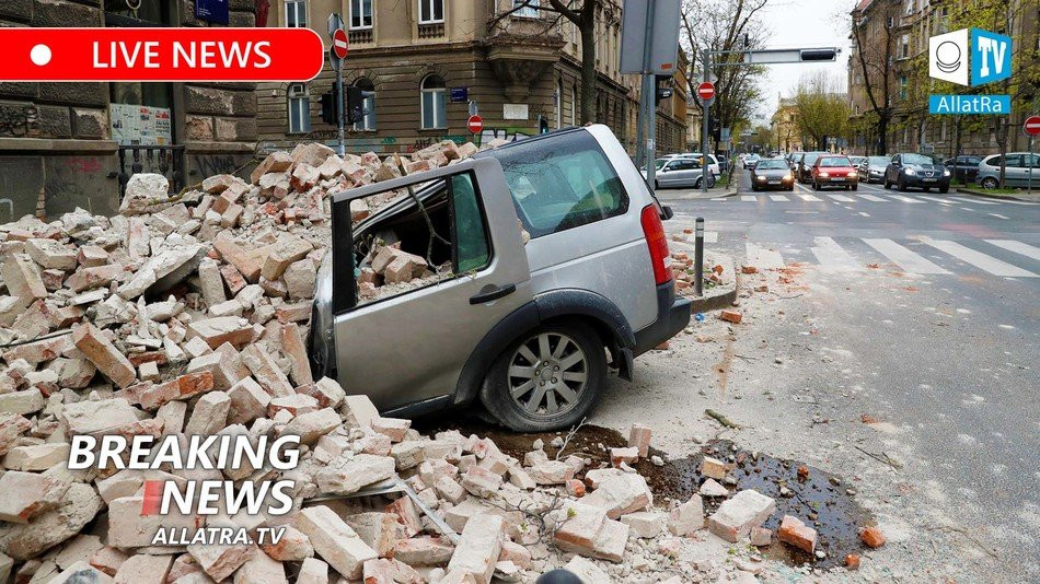 City in RUINS → The strongest earthquake in Croatia. Flooding in Iran. SPECIAL EPISODE
