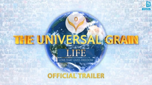 "Official Trailer of ""The Universal Grain. Life. Love That Gives Freedom"". Film 2. Part 1"