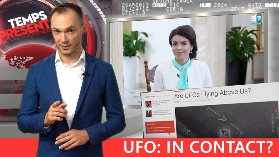 UFO: In Contact?