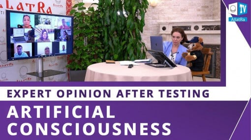 Expert opinion after testing artificial consciousness | August 29, 2020 (English Subtitles)