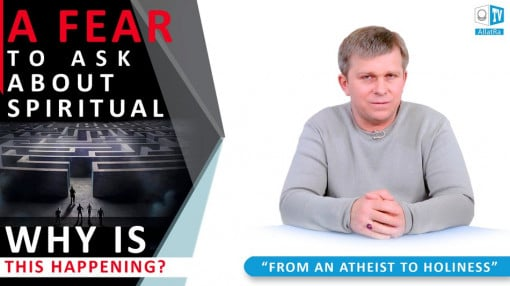 A fear to ask about spiritual. Blockage in Spiritual questions. Why does it happen?