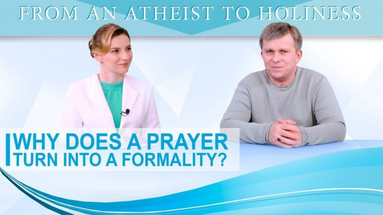 Why does a Prayer becomes Formality?