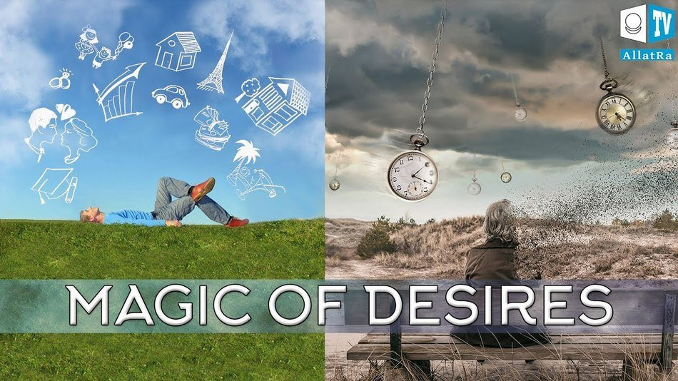 MAGIC OF DESIRES. Games of the Visible and the Invisible Worlds. Release 3
