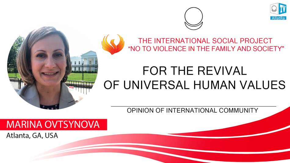 FOR THE REVIVAL OF UNIVERSAL HUMAN VALUES