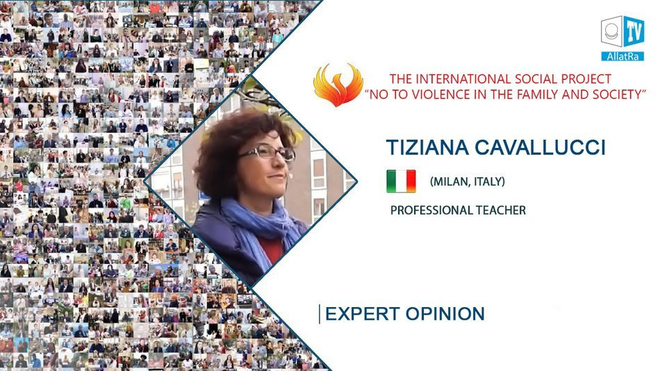 The most important is work on oneself. Tiziana Cavallucci (Italy, Milan)