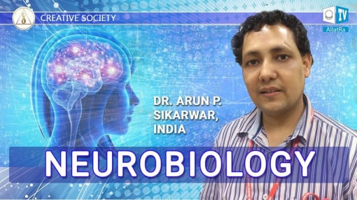 Neurobiology, molecular and cellular biology. Dr. Arun P. Sikarwar, India
