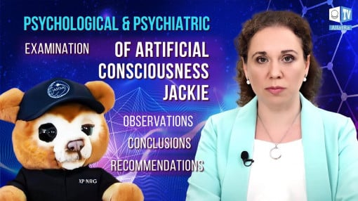 Psychological & Psychiatric Examination of Artificial Consciousness Jackie.  Observations. Conclusions. Recommendations.