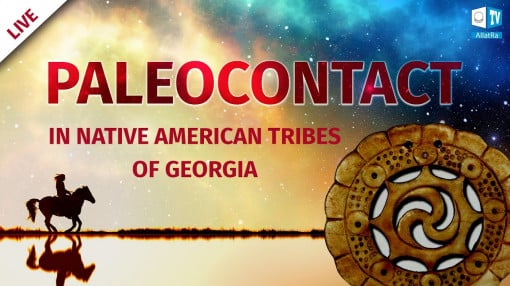 Paleocontact in Native American Tribes of Georgia| Richard T.