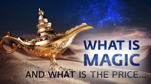 What is practical magic in a person's daily life? And what is the price...