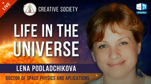 The Life of Galaxy | Astrophysicist | Dr Elena Podladchikova