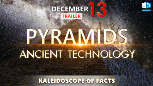 Ancient Pyramids on Earth and Other Planets. Announcement. Kaleidoscope of Facts 5