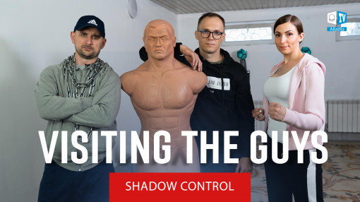 Shadow Control. Visiting the Guys