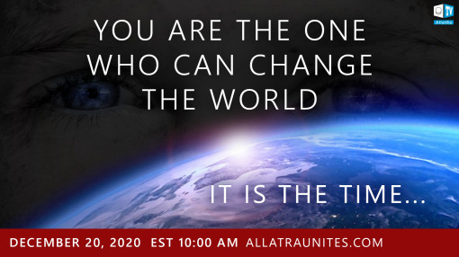 YOU are the One Who CAN CHANGE the World | Unique online conference for all people