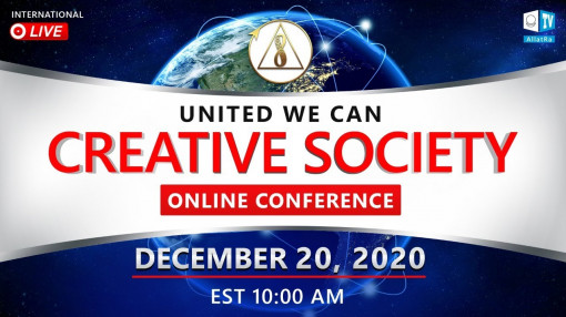 Creative Society. UNITED WE CAN | International Online Conference