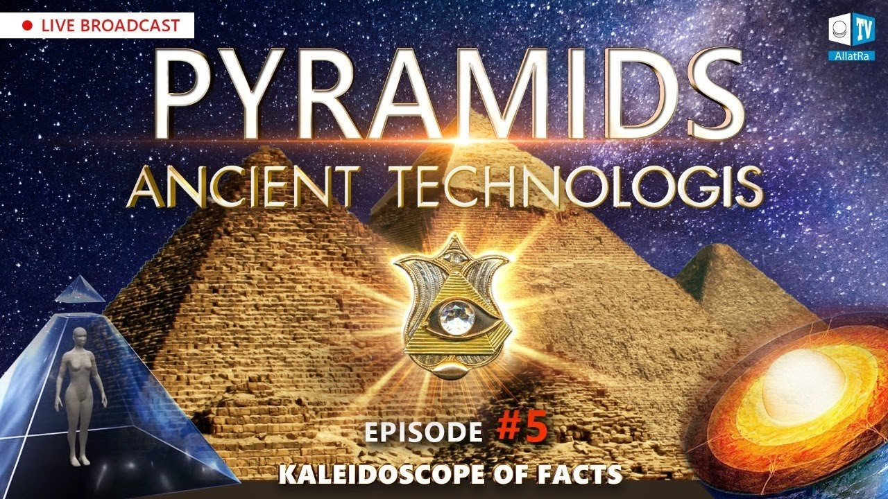 Pyramids of the world. What is their role in times of global cataclysms? Kaleidoscope of facts 5