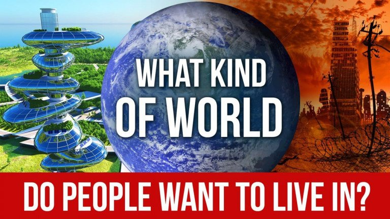 What kind of world do people want to live in? Creative Society. Online conference 20.12.2020