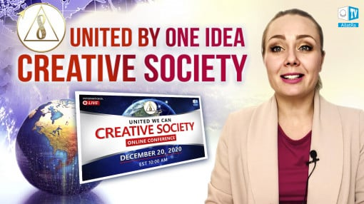 United by One Common Idea: Creative Society