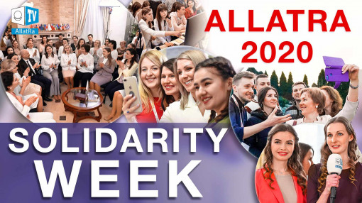 Overview of ALLATRA IPM Week of Solidarity 2020