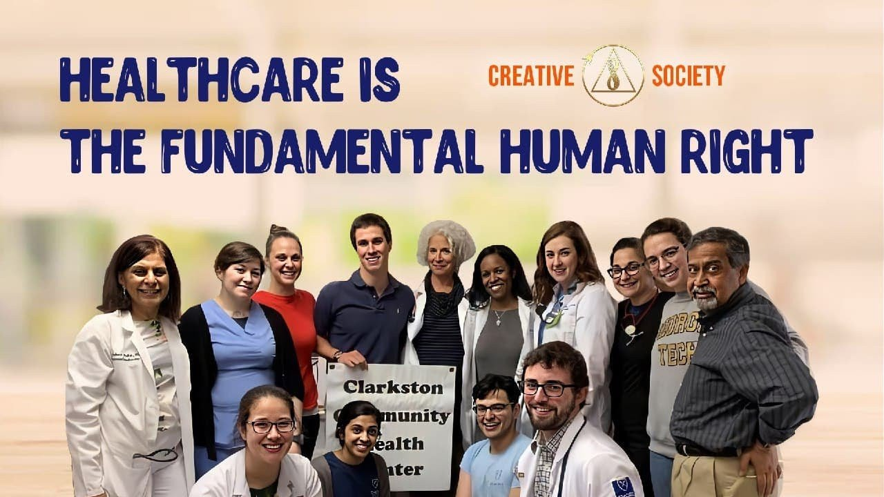 Healthcare is the fundamental Human Right