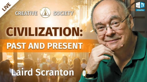 Laird Scranton about Creative Society