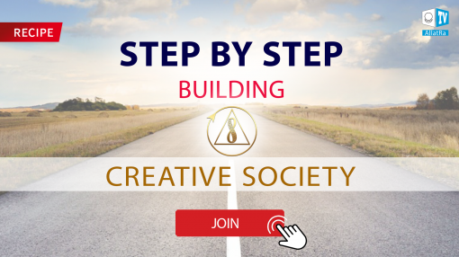 How To build the Creative Society Step By Step