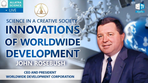 Innovations Of Worldwide Development | John Rosebush, CEO and President