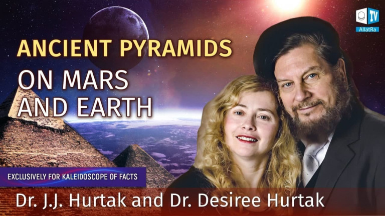 Ancient Pyramids on Mars and Earth. Dr. J.J. Hurtak and Dr. Desiree Hurtak