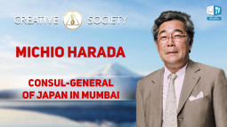 Michio Harada, Consul-General of Japan in Mumbai | Creative Society