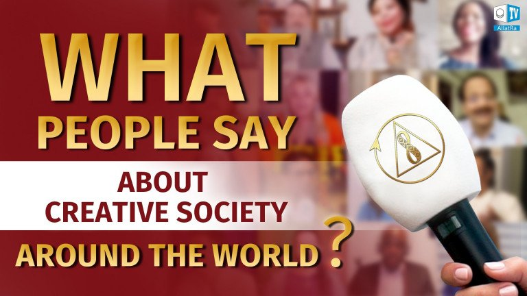 What do people around the world say about Creative Society?