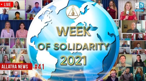 International Week of Solidarity 2021 | ALLATRA News. LIVE #41