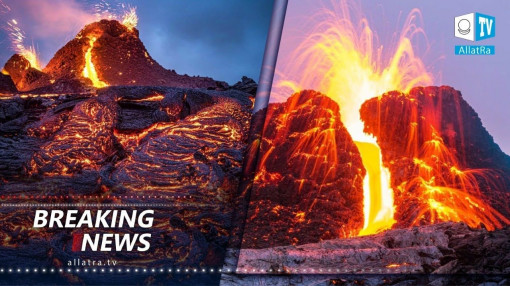 Cataclysms are getting worse. The awakening of an ancient volcano in Iceland. Flooding in Australia