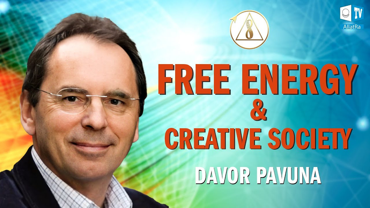 Love is infinite and energy is endless | Physicist Davor Pavuna about Creative Society