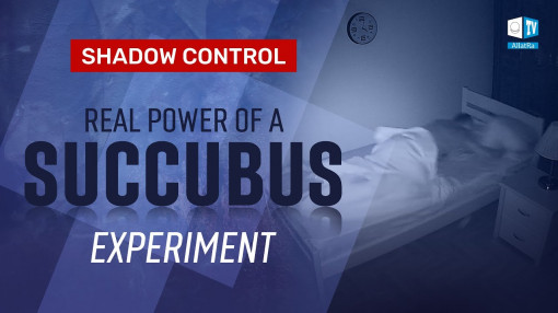 Shadow Control. Real power of a succubus. Experiment