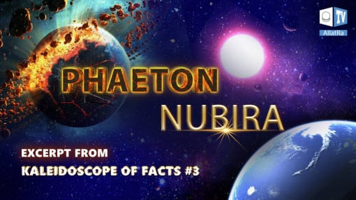 The Destruction of the Planet Phaethon | Nubira or Vamfim? Research Project